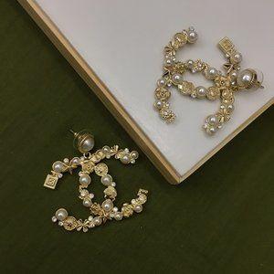 fashion c earrings